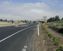 Pict; I-580/San Ramon Road Interchange Improvements