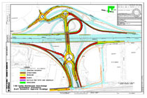 Image; I-80/Ashby-Shellmound Interchange